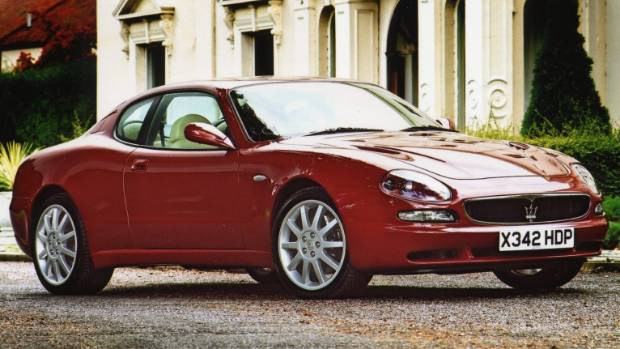 Five Seriously Cool Maserati Road Cars Stuffconz - Cool cars auckland
