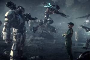 Halo Wars 2 isn't very interested in telling a tale, but more interested in keeping up appearances.