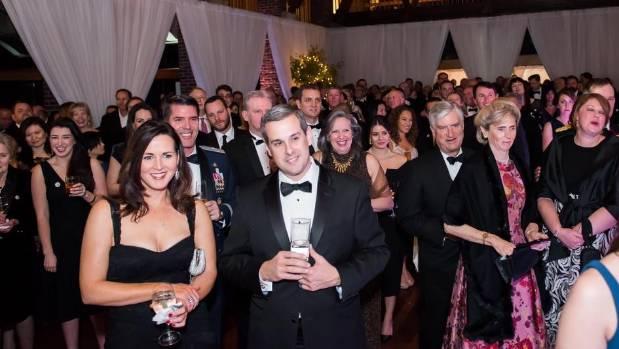 A glittering Trump inauguration party at NZ's Washington ...