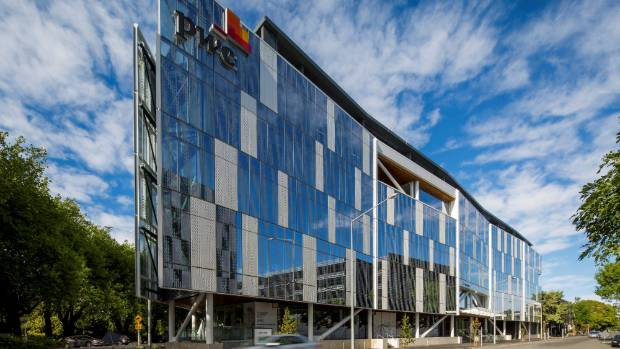 Hundreds more office workers join march back to central for Christchurch architecture firms