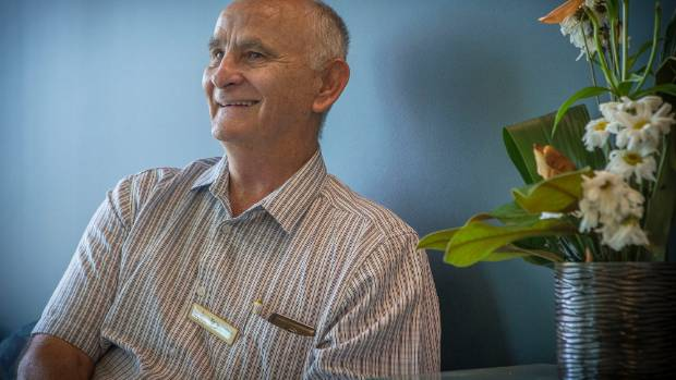 Kevin Nielsen is leaving Taranaki hospice, but he'll still be around until August   Stuff.co.nz