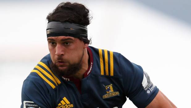 Elliot Dixon will co-captain the Highlanders against the Force in Perth on Saturday night.