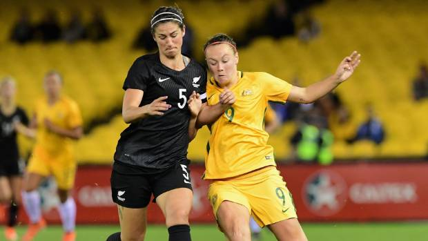 Abby Erceg is one of four players to have retired from international football since the Rio Olympics.