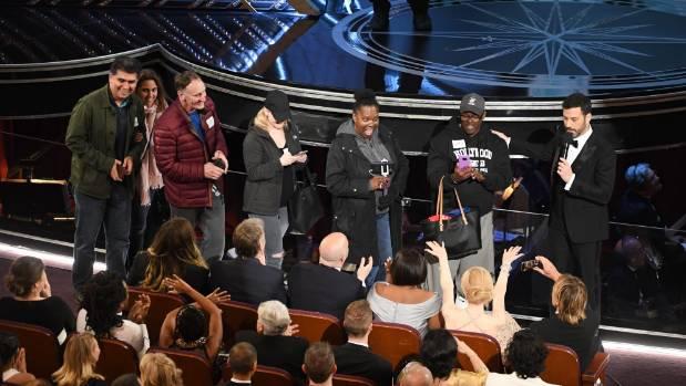 Tour Bus People Academy Awards