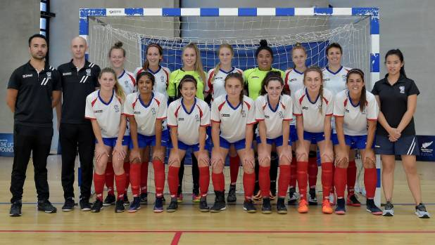 The AFF Fustal team were crowned national champions despite losing the final of the New Zealand National Women's Futsal ...