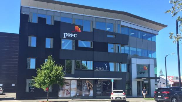 Napier's PWC building has finally been given its code of compliance certificate.
