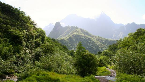 No trip to Tahiti is complete with a journey into its green and dramatic heart.