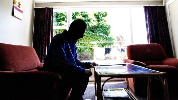 A recovering psychotic says the stigma around his condition makes it difficult to find a job.
