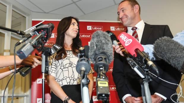 Jacinda Ardern is Labour's new Deputy Leader