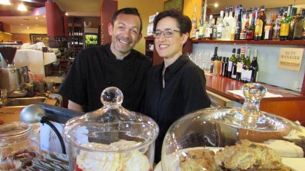 The Gallery cafe and restaurant's is closing after 16 years. Head chef Hamish Hyslop and former owner Tamsin Van ...
