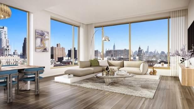 Lenny kravitz designs a new york city apartment building for Apartment design nz