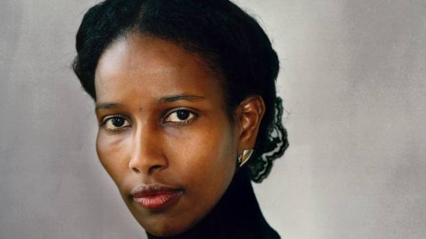 Ayaan Hirsi Ali is controversial for her hardline stance against 'radical Islam'.