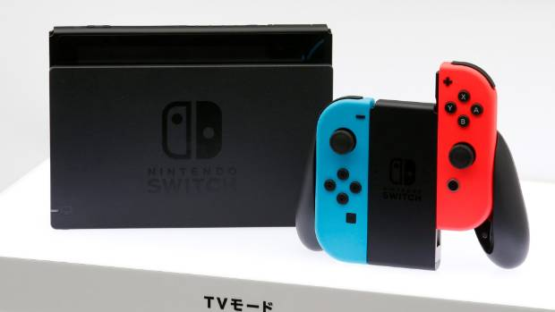 Nintendo said the Switch sold faster in its first month than any other of its video-game systems.
