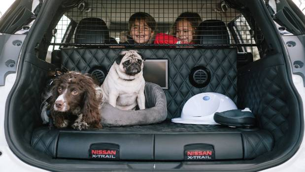 Nissan S Latest X Trail Suv Has Truly Gone To The Dogs