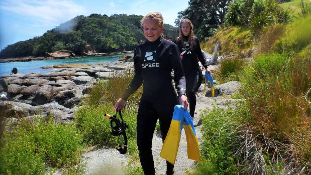 World Famous in New Zealand: Goat Island Marine Reserve