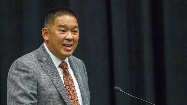 """Haeata Community Campus principal Andy Kai Fong said families were """"always contacted when there are issues at school""""."""