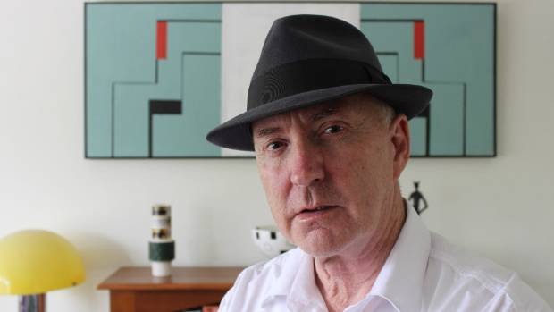 It was a case of hat off or else when Peter Dornauf bowled up for lunch at the Citizens Club in Tauranga recently.