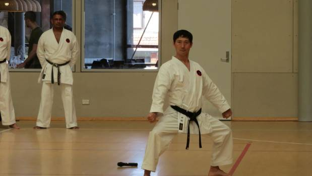 The intensive karate training event for all levels, ages and abilities was held in Wellington, led by Sensei Tetsuji ...