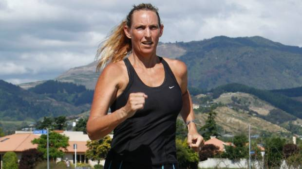 Race walker Nyle Sunderland is returning to Nelson to take part in the NZ Masters Track and Field Championships.