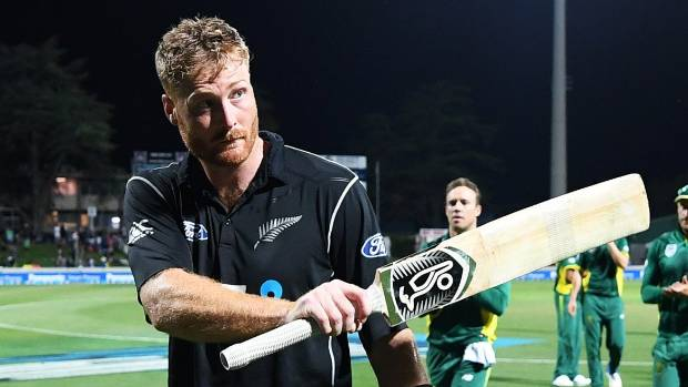 It has been confirmed that Martin Guptill will not be in the test squad.