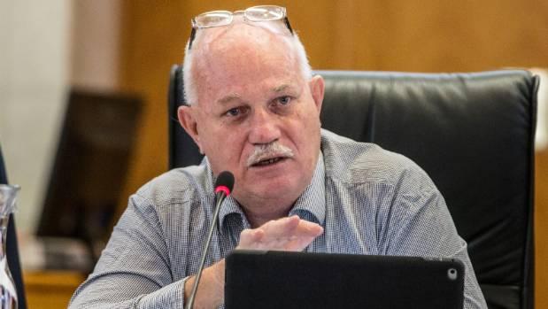 Hamilton City councillor Dave Macpherson.