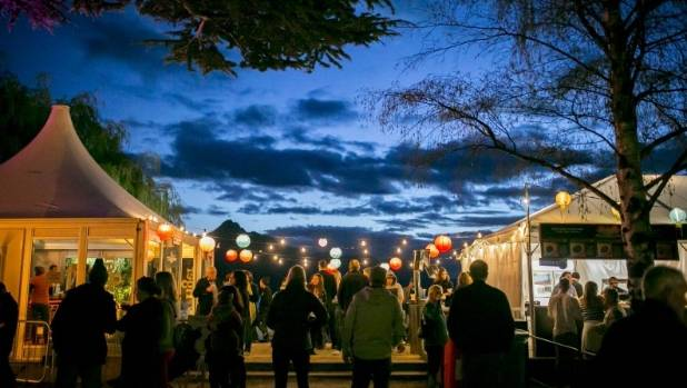 Almost 50,000 foodies came through the Queenstown Night Noodle Markets last year.