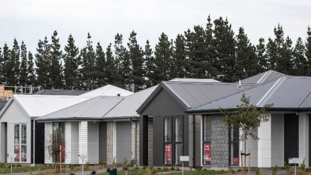 Awatea Green is one of  a number of large-scale housing developments on the outskirts of Christchurch.