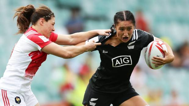 Usual captain Sarah Goss will be out of play next week due to training with the Black Ferns 15s.