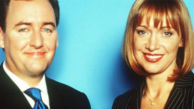 Mike Hosking and Alison Mau hosted TV One's Breakfast show together in 2000-2001, until she left to have a baby.  Mau ...