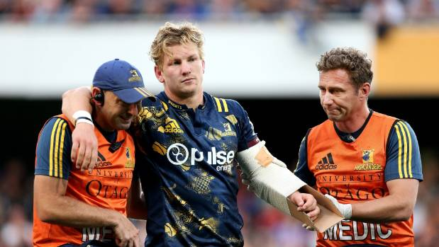 Highlanders team named to take on Crusaders in Super Rugby southern derby