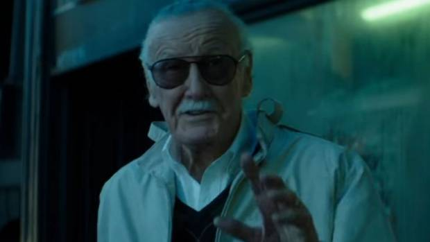 Stan Lee makes a brief appearance.