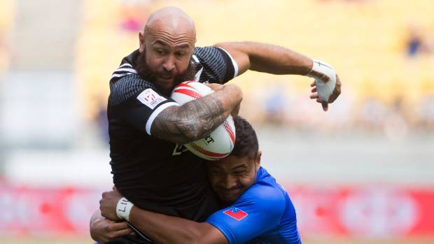 DJ Forbes and the New Zealand sevens team are coming to Hamilton next year.