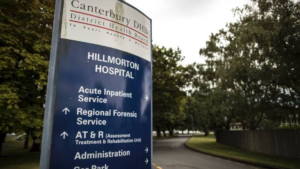 Christchurch mental health staff are raising concerns about patient and staff safety.