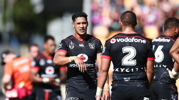 Roger Tuivasa-Sheck is a young captain, but he is growing plenty.