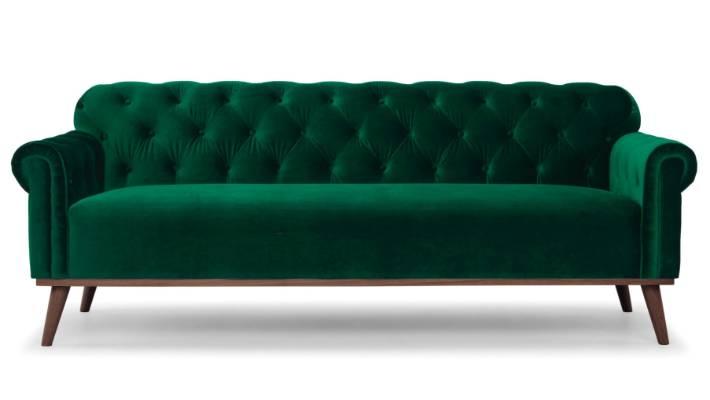 Wondrous Green Velvet Moody And Regal Interior Inspiration Stuff Co Nz Pdpeps Interior Chair Design Pdpepsorg