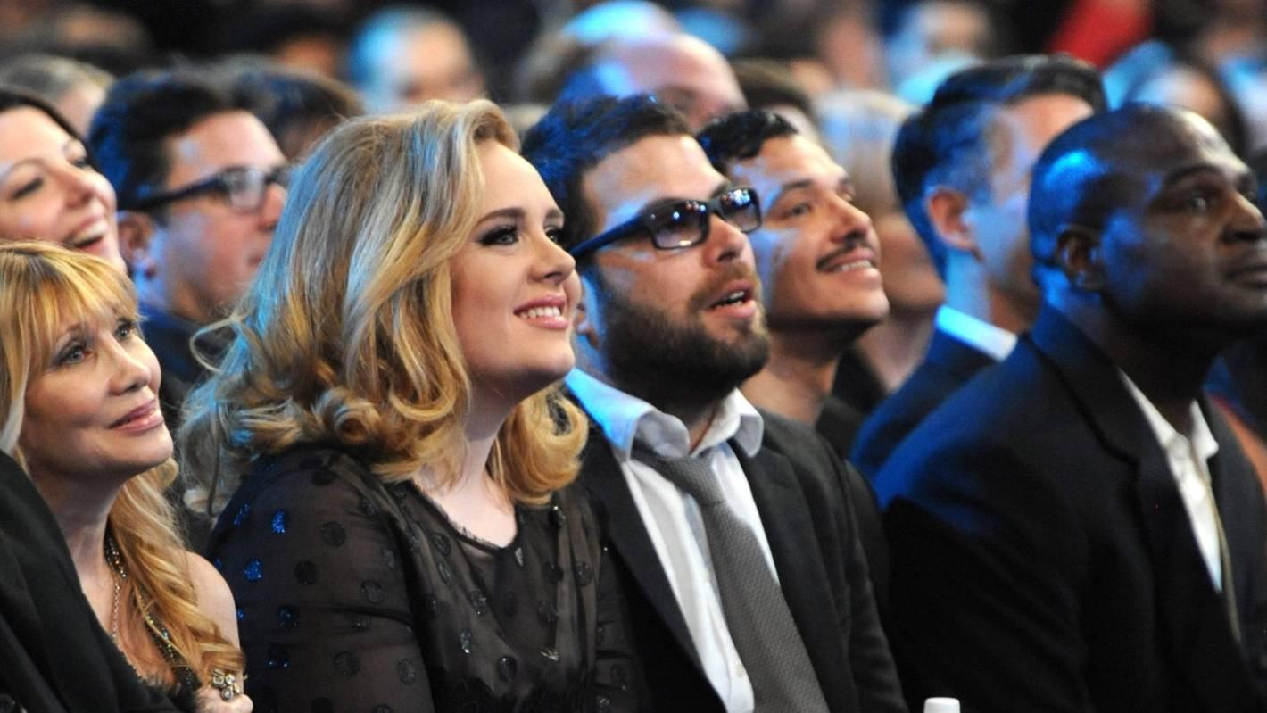 Adele separates from her husband Simon Konecki