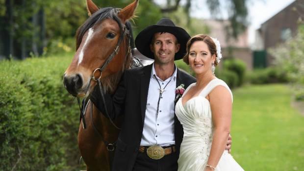 Season 4 contestants Sean and Susan.