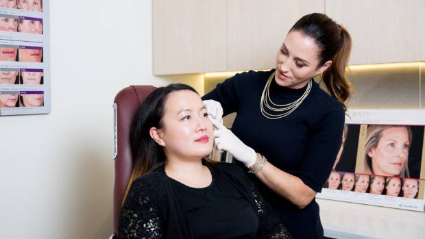 Dr. Catherine Stone has seen a huge shift in the types of treatments clients are using Botox for.