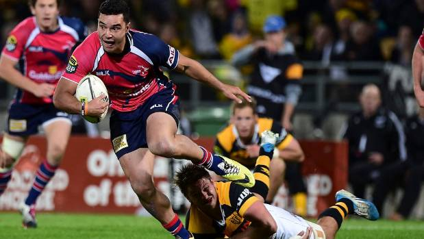 Tasman winger James Lowe is heading to Ireland following this year's NPC.
