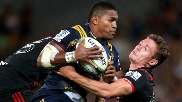 Crusader Crotty out of Lions clash, could still make tests