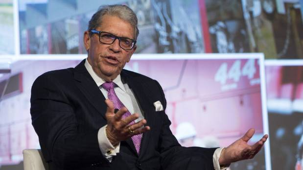 CSX hires Harrison as CEO