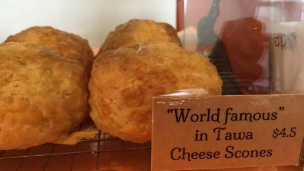 """World famous"" in Tawa."