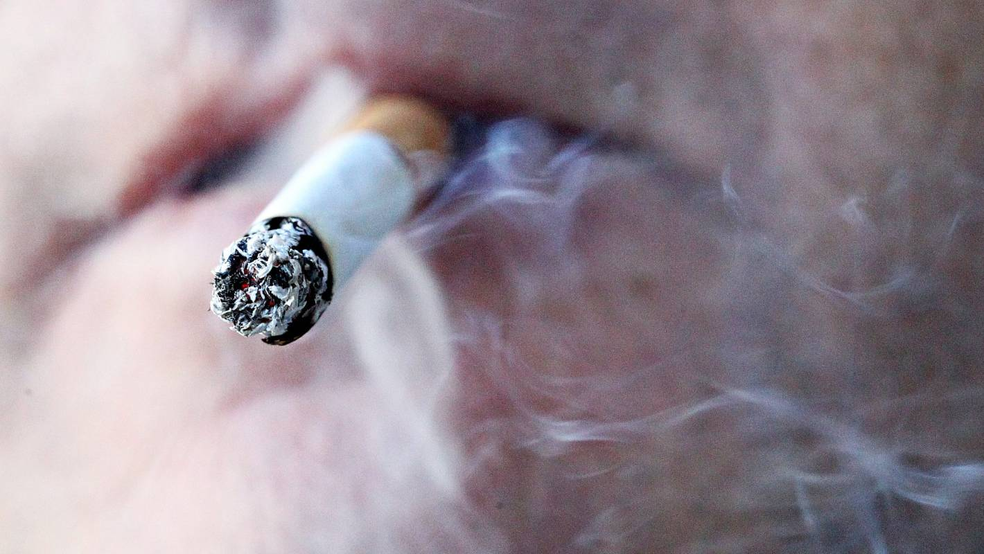 Coronavirus: Cigarettes are essential, MBIE confirms