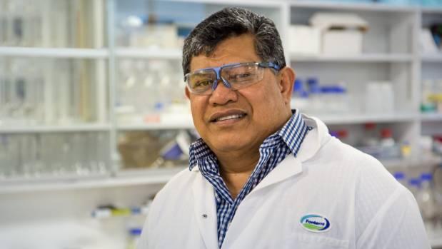 Palatasa Havea was Tonga's first food science PhD.