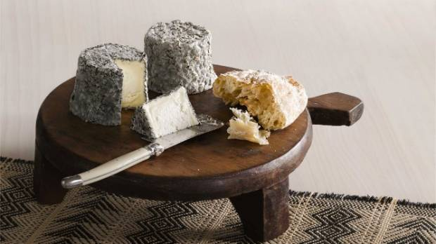 Kaikoura Cheese's Tenara is a chèvre-style, pasteurised goat's cheese,  with a tangy nuttiness and a distinct funk.