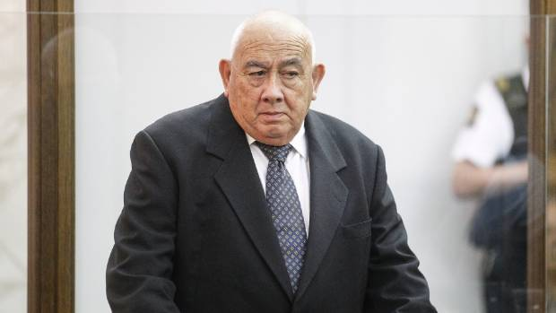Sir Ngatata Love, a former chief executive of Te Puni Kokiri, was sentenced on fraud charges to two-and-a-half years in ...