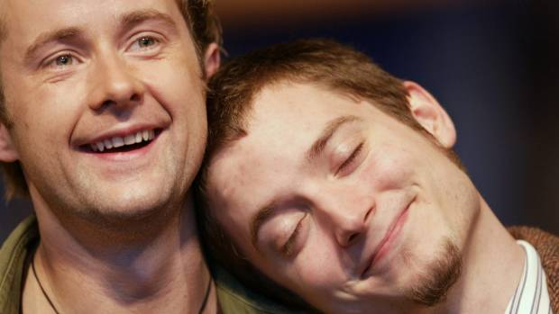 Billy Boyd says he still regularly keeps in touch with fellow Lord of the Rings cast-mates like Elijah Wood.
