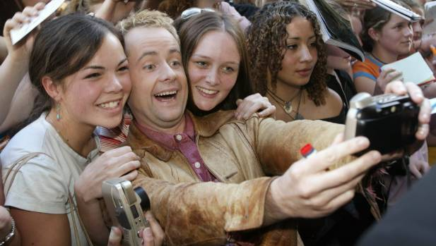 Billy Boyd says he still enjoys meeting the fans of The Lord of the Rings movies.
