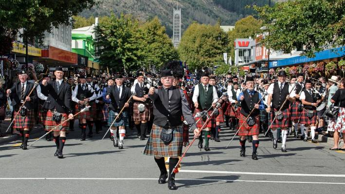 New Zealand Pipe Band Championships take over Nelson this weekend