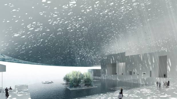 Louvre Abu Dhabi is  the first of five iconic new museums intended to transform Abu Dhabi into an international arts and ...